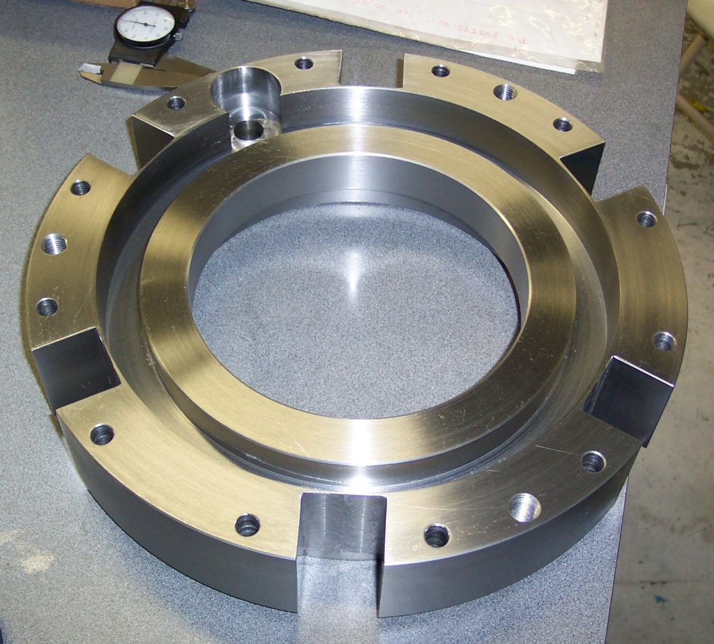 CNC Machining - Cable Systems